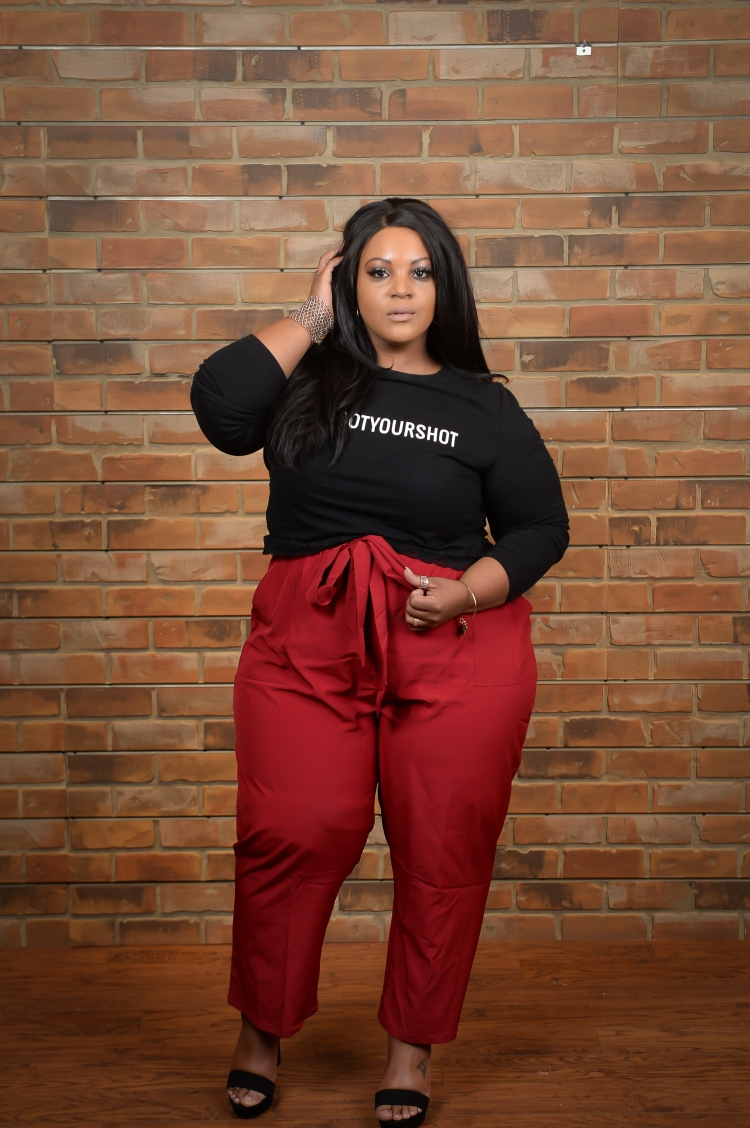 Ashley - Shein Pants-0829